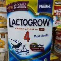 Jual Lactogrow 4 Vanila 750 gr Murah