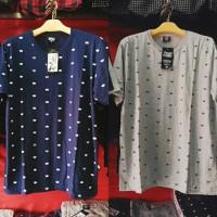 Jual Kaos Distro Denndev Full Print Tshirt polkadot Dendev Murah