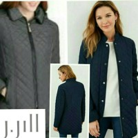 Extra Big Size J.jill Quilted Jacket