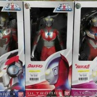 "Figure Big Ultra Hero - Ultraman Tiga ""Bandai"" 23 cm"