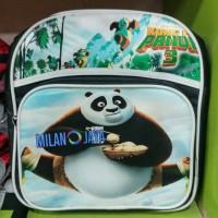 Jual Tas Sekolah Anak TK Kungfu Panda Ransel School Bag Kids Toddler Murah
