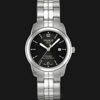 TISSOT PR100 Automatic Black Dial Stainless Steel T049.307.11.057.00