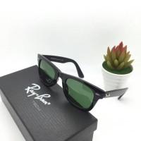 Kacamata Rayban Ray-Ban Wayfarer 2149 RB2140 Hitam Glossy