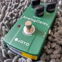 Efek Gitar JOYO Analog Delay JF-33 Efek Pedal Stompbox