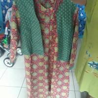 dress batik preloved danar hadi