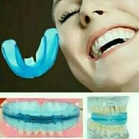 Kawat gigi bracket gigi karet behel lepas pasang