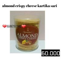 Jual almond crispy cheese kartika sari Murah