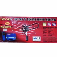 Sanex Antena Tv Wa-850 Tg Outdoor With Booster + Remote