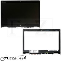 Assembly Touchscreen Glass LENOVO Yoga 3 14, Yoga 3-14 Black (Frame)