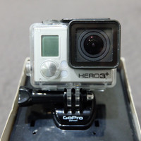 GoPro Hero 3+ Black Edition Preloved/Second