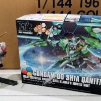 Gundam Bandai Original HGBF OO Shia Qan[T], Kuanta, Quanta
