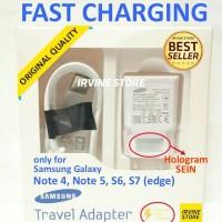 Jual FAST CHARGER Samsung Galaxy S7, S6, Note 5, Note 4, Zenfone 2 Original Murah