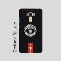 Hard case Asus Zenfone 3 laser ZC551KL Custom Case We Are United MUFC