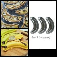 Cetakan Banana/ Cetakan Pisang/ Banana Cotton Cake Size M