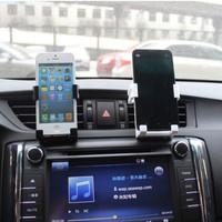 harga Universal Car Phone Holder / Car Holder Ac Muat Hingga Hp 6 Inch Tokopedia.com