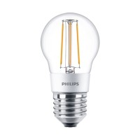 Lampu Murah PHILIPS LED Classic 4.5-50W P45 E27 WW CL D APR