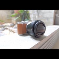 Jual Kamera Mirrorless Fujifilm X-A2 Kit Lens 16-50 Brown Murah