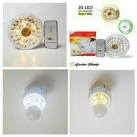 Jual Lampu Emergency Remote XRB 35 Led / Lamp / Darurat Murah