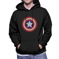 Hoodie Captain America 3 (Special Item) - JUMA Berkualitas exlusive