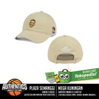 Jual [AUTHENTIC] Golden State Warriors Geek Heads Dad Hat by Adidas Murah