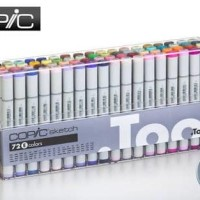 Jual COPIC SKETCH 72 E Murah