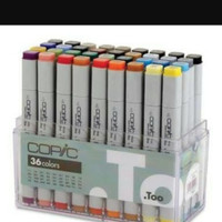 Jual COPIC MARKER SET 36BC Murah