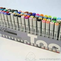 Jual COPIC SKETCH MARKER SET 72 D Murah