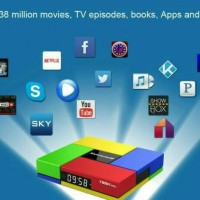 Jual Android Tv Box T95K Pro(full paket) Murah
