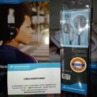 Jual SENNHEISER MX 400 II Grey | Earphone | BNIB Garansi Resmi 2 Tahun Murah