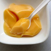 topping egg pudding powder product of taiwan