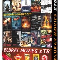 Hardisk Film Bluray Box Office Movies 2TB Full-HD