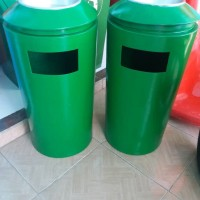 Tempat sampah fiberglass / Melayani pesanan sesuai gambar