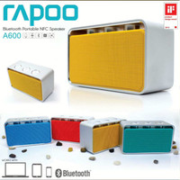 Jual Rapoo Bluetooth Speaker A600 portable NFC Murah