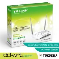 DD-WRT TP-LINK TL-WA801ND 300Mbps Wireless N Access Point TL WA801ND