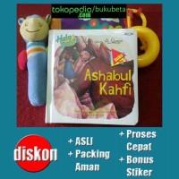 Board Book, Halo Balita, Ashabul Kahfi, Kisah dalam Al-Quran - Ana P D
