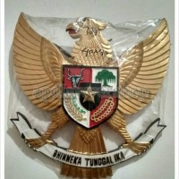 Patung pajangan Burung Garuda Kayu ORIGINAL DISTRIBUTOR [TERLARIS]