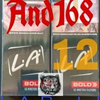 Rokok Djarum L.A Bold 12 jarum la batang