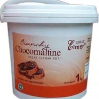 Jual (Berat Pengiriman Hanya 1 Kg) Elmer CHOCOMALTINE Chruncy 1 Kg Original Murah