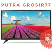 LG LED TV 32 INCH - 32LJ500D / 32Lj500 + Harga Distributor