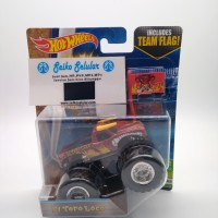 Hot Wheels Monster Jam El Toro Loco Miniatur Monster Truck