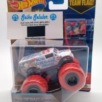 Hot Wheels Monster Jam Ice Cream Man Miniatur Monster Truck