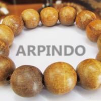 Gelang Gaharu Aquilaria Grade A 12 mm   Agarwood bracelet 12 mm