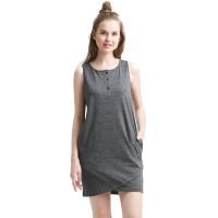 harga Minimal Mignon Overlap Dress Melange  - Mnm0811-40069470055 Tokopedia.com