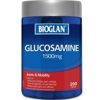 Bioglan Glucosamine isi 200 tablet