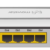 Paket Modem USB Vodafone K4505-Z HSPA 28Mbps dan Router Limited