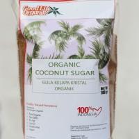 Gula Kelapa Organik 800 gr harga terjangkau - Organic Coconut Sugar