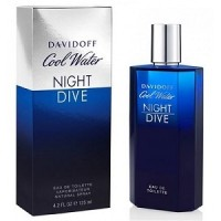 Davidoff Cool Water Night Dive For Men EDT 125ML