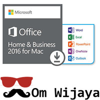 License Office 2016 Home and Business for Mac