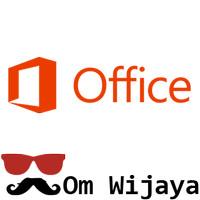 License Office 2016 Pro Plus Original RETAIL