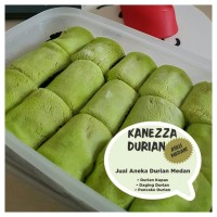 Pancake Durian dengan WhipCream manis legit mantap